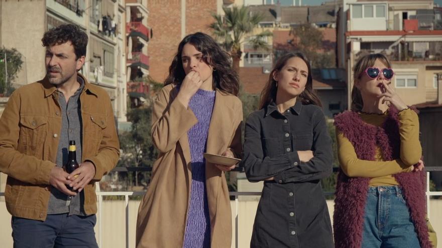"""Filmin estrena """"Contiguo"""", una historia de amor y positivismo en pandemia"""