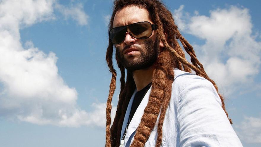 El italiano Alborosie es uno de los artistas más demandados del reggae actual.