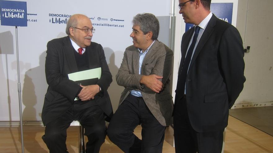"""Homs critica que en el debate a cuatro hubo """"póquer anticatalanista"""""""