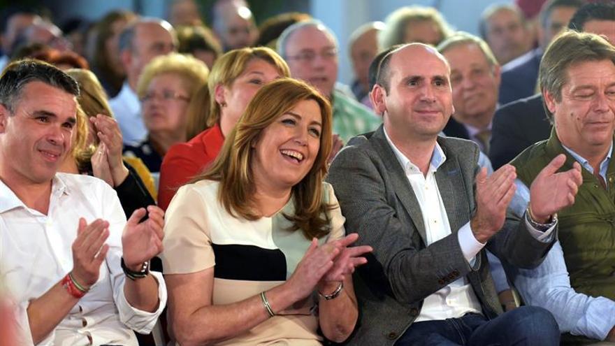 PSOE-A dice a Podemos que si quiere una moción de censura a Díaz debe ser con el PP