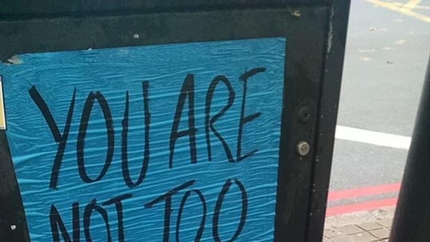 """Applewhite aboga por """"un movimiento social"""" que cambie la cultura de la juventud (Imagen: This Chair Rocks)"""