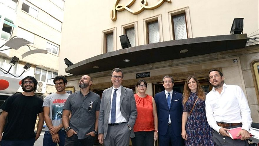 El Ayuntamiento apuesta por la producción murciana para dar vida a la programación del cine REX