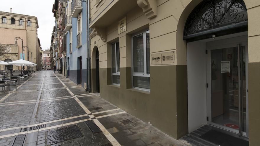 Archivo - Centro Ematic de Pamplona