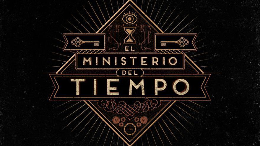 Cartel 'El Ministerio del Tiempo'