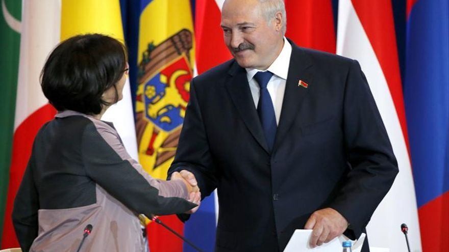 Lukashenko dice que mantiene la pena de muerte porque es la voluntad del pueblo