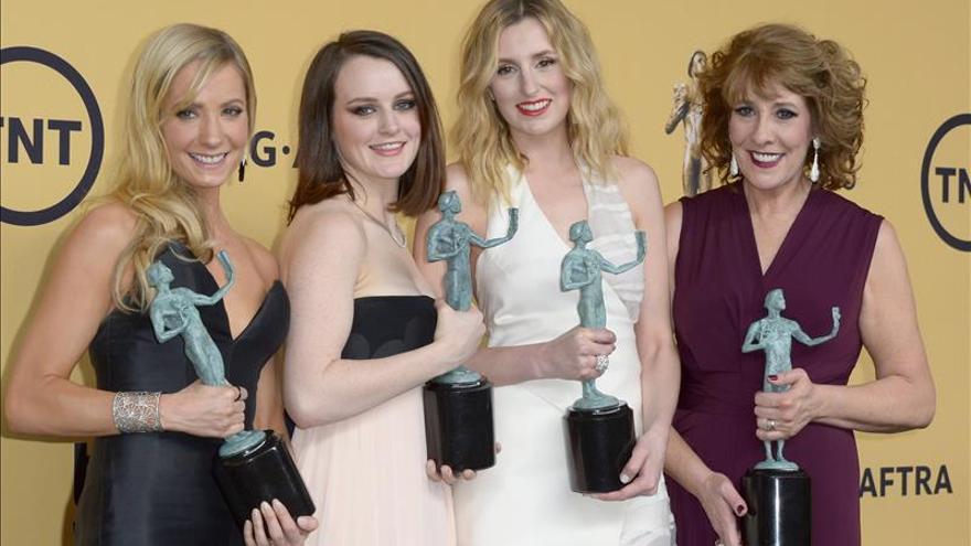 El final de Downton Abbey reúne a más de ocho millones de espectadores