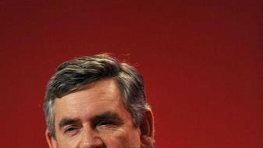 Brown desvela su nueva estrategia de cara a las elecciones de junio