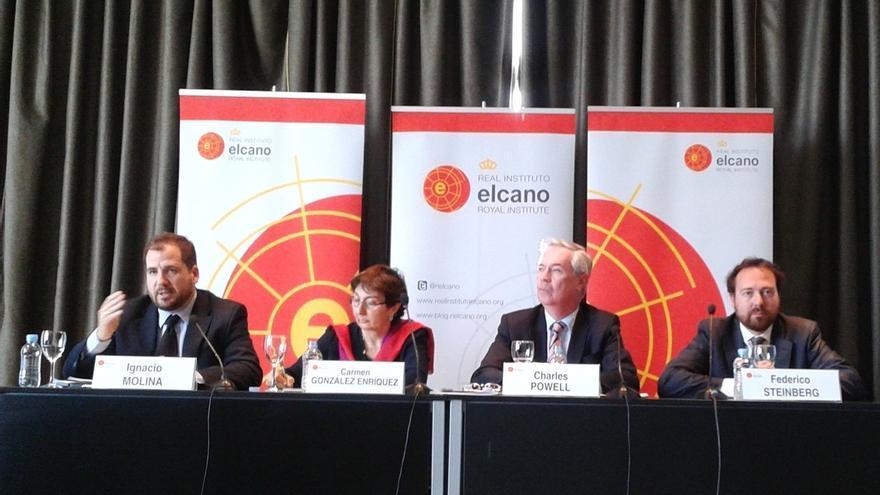 """El Elcano prevé """"poco recorrido"""" de internacionalización para la causa soberanista en Cataluña en 2015"""