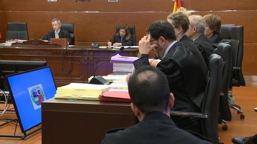 El Supremo confirma prisión permanente revisable al hombre que asesinó a la bebé Alicia en Vitoria (Álava)