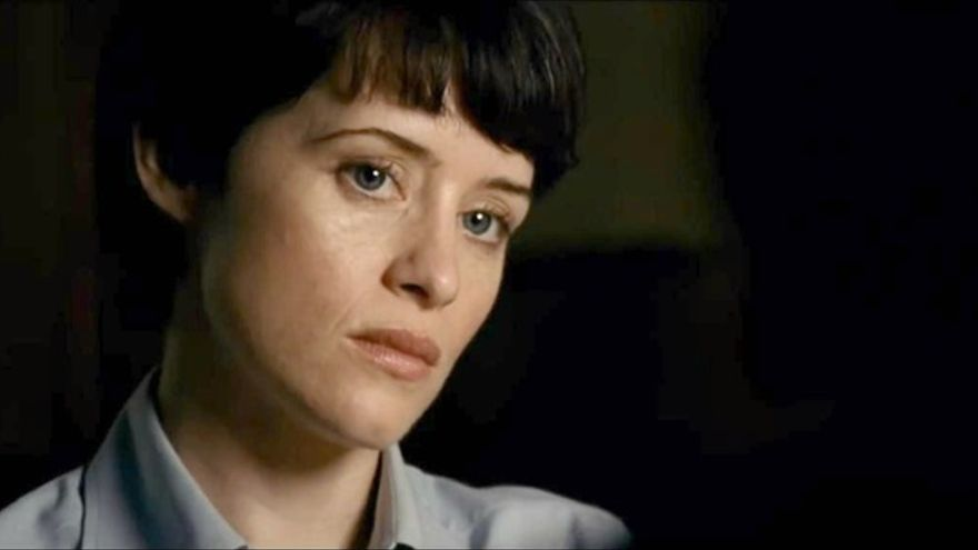 Claire Foy en First Man
