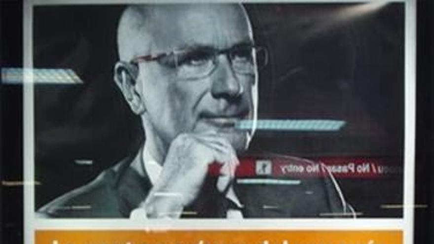 Propaganda electoral de Duran i Lleida para CIU