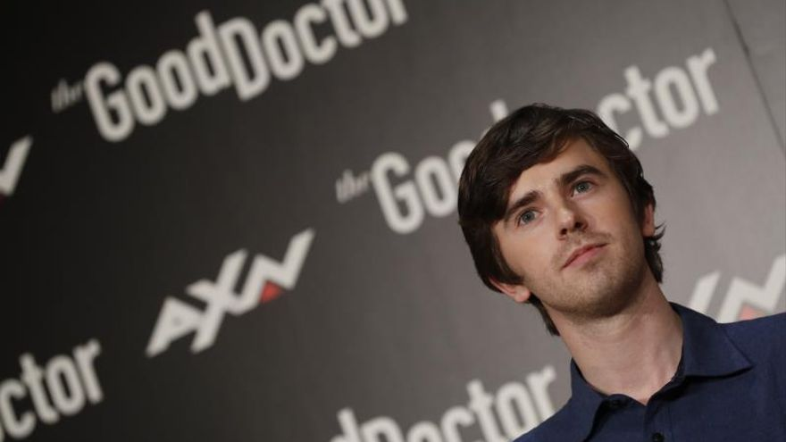 "Freddie Highmore: ""The Good Doctor"" me ha hecho mejor persona"