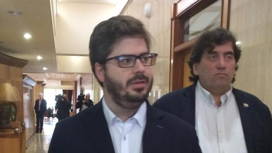 """Hervías dice que el diputado de C's por A Coruña fue apartado porque """"no supo explicar o no se leyó"""" el programa"""