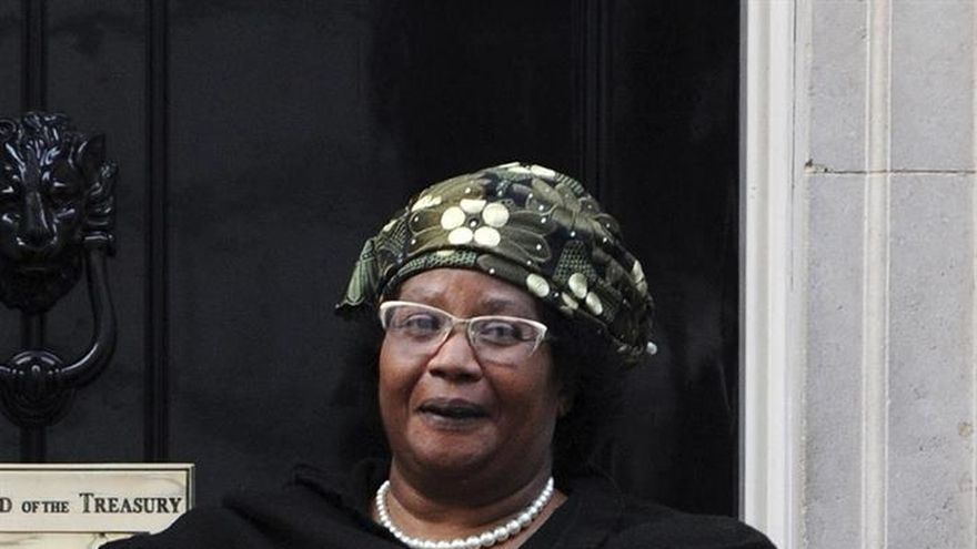 Malaui emite una orden de detención contra la expresidenta Joyce Banda