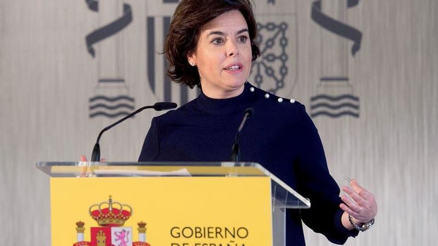 Pérez-Hickman sustituirá a Sáenz de Santamaría en su escaño del Congreso