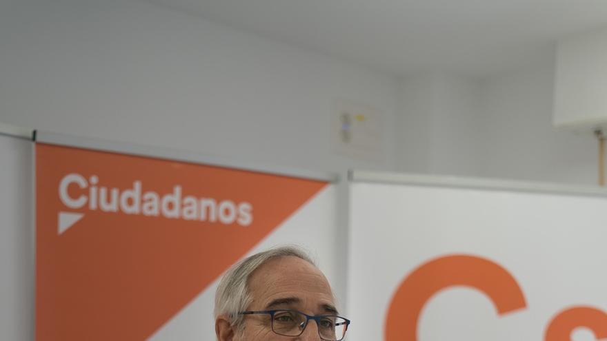 José López denuncia que la candidatura de Félix Alvarez a las primarias de Cs recibió hasta 20 votos en una misma IP