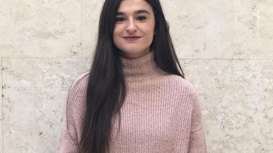 Ainara Erice, graduada en Derecho de la UPNA, gana el Premio Universitario Jaime Brunet de Derechos Humanos
