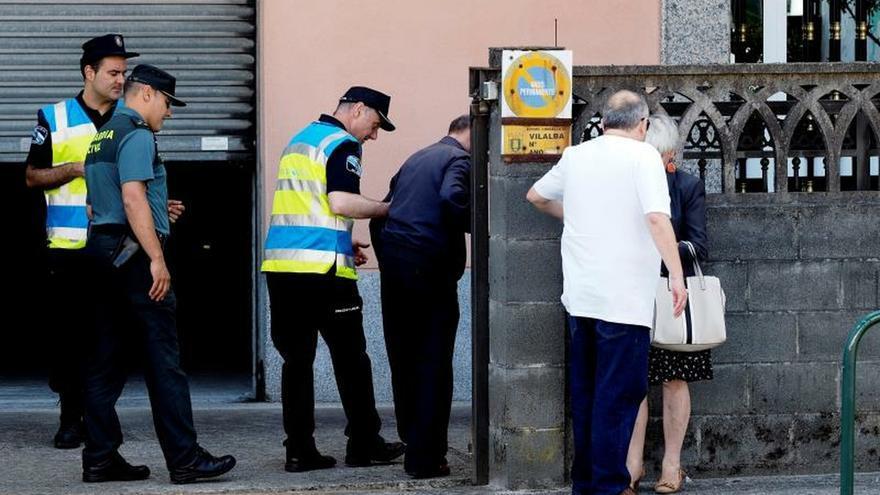 Un hombre mata a su expareja en Vilalba (Lugo)