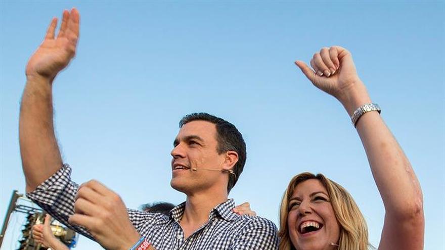 Sánchez y Díaz, más cerca de medir sus fuerzas para decidir el rumbo del PSOE