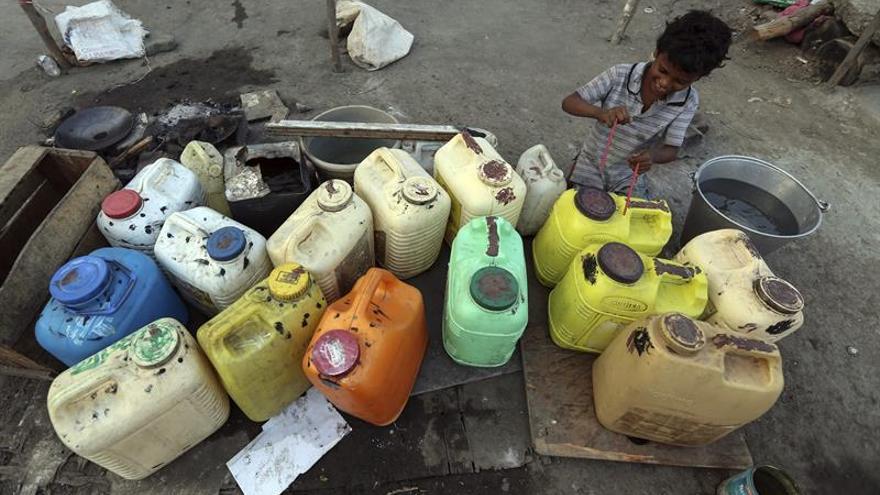 El Gobierno indio estima que hay 330 millones de afectados por la sequía