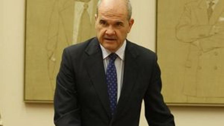 Manuel Chaves, ministro de Política Territorial. (EP)
