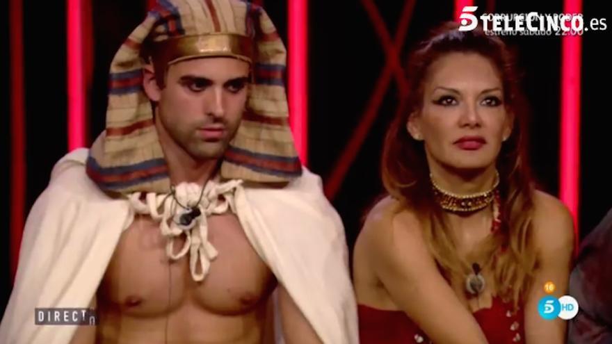 Sergio, séptimo expulsado de 'GH VIP' e Ivonne Reyes se queda paralizada