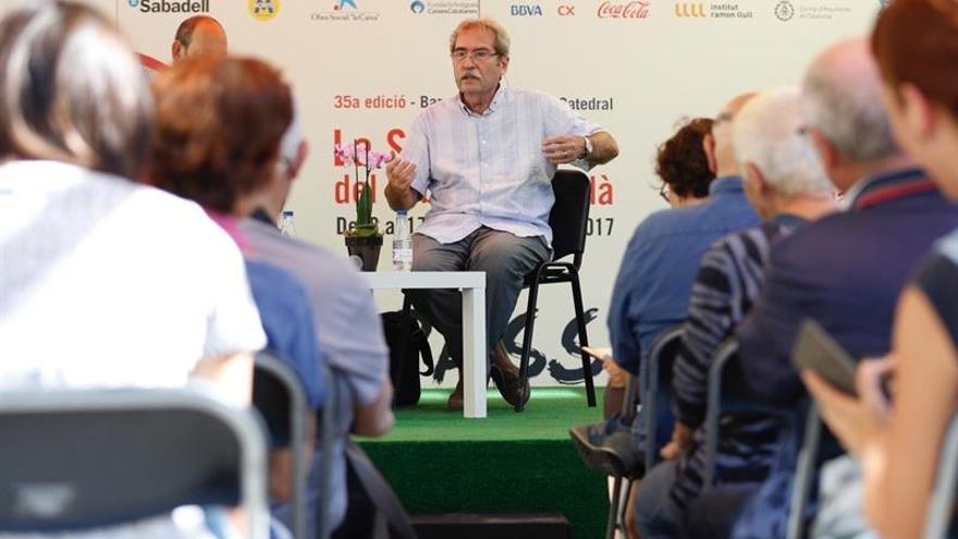 """Jaume Cabré: """"Ahora es momento de batacazos, después vendrá la calma, seguro"""""""