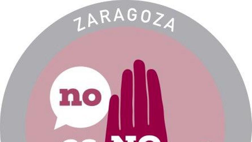Campaña del Ayuntamiento de Zaragoza contra las agresiones sexistas