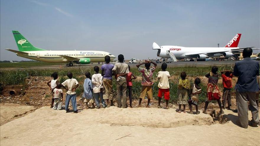 MSF alerta de que 450.000 centroafricanos han huido del país por inseguridad