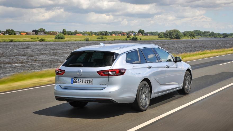Opel Insignia ST.