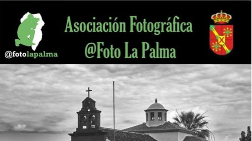 Cartel de la exposición  'Rincones de San Andrés y Sauces'.