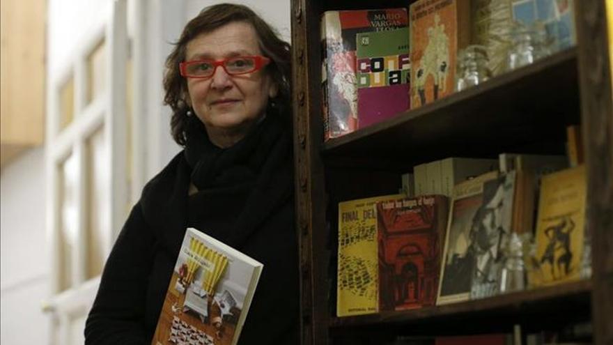 La escritora Clara Obligado