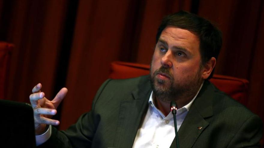 Junqueras pide al Supremo su libertad inmediata y anular la sentencia del procés
