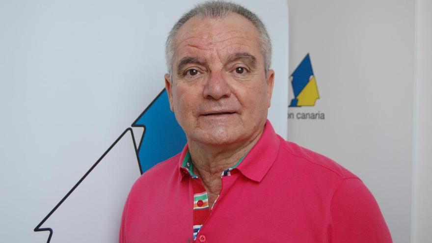 Ricardo Moreno, candidato a la Alcaldía de Adeje por CC.