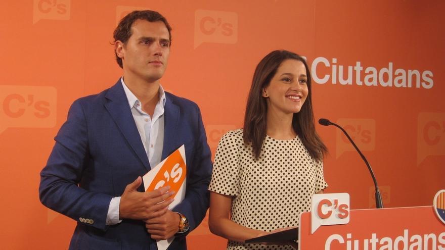 C's se vuelca esta semana en Andalucía con Albert Rivera e Inés Arrimadas haciendo campaña en cinco provincias