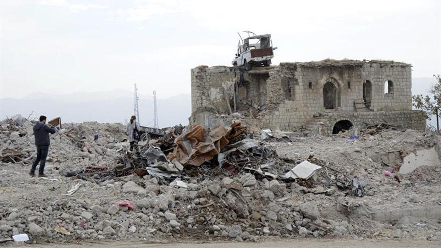 29 militantes del PKK mueren en una operación militar turca en el norte de Irak