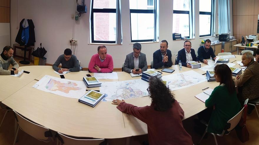 La Comisión de Urbanismo da el visto bueno a la aprobación inicial del PGOU