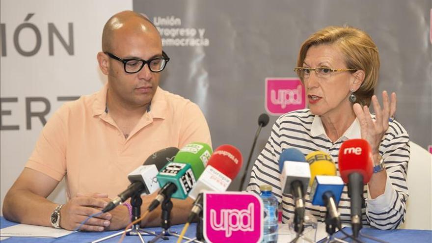 UPyD no descarta crear su grupo en Europa para hacer frente al bipartidismo