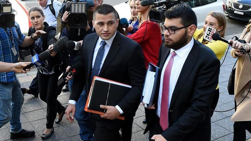 Australia condena a 10 años de cárcel a un joven que planeó un ataque terrorista