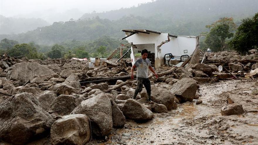 La ONU elogia el trabajo humanitario de Colombia tras la avalancha de Mocoa