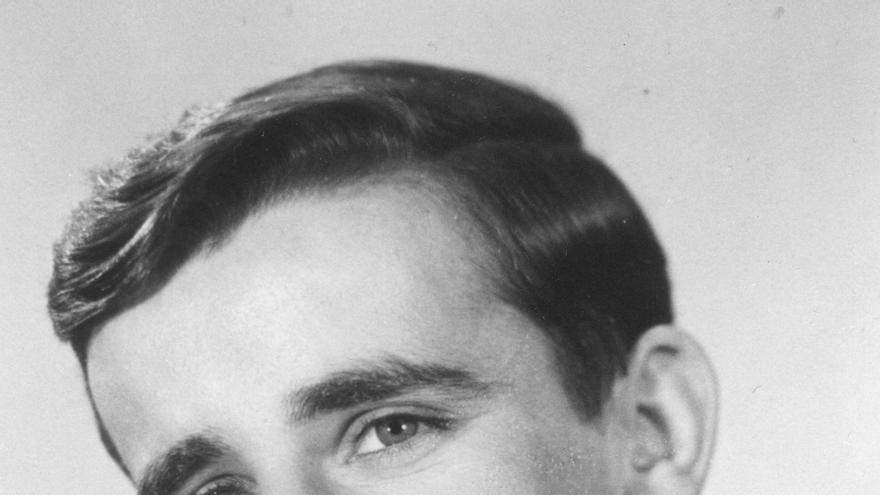 El joven Ilija Stanic