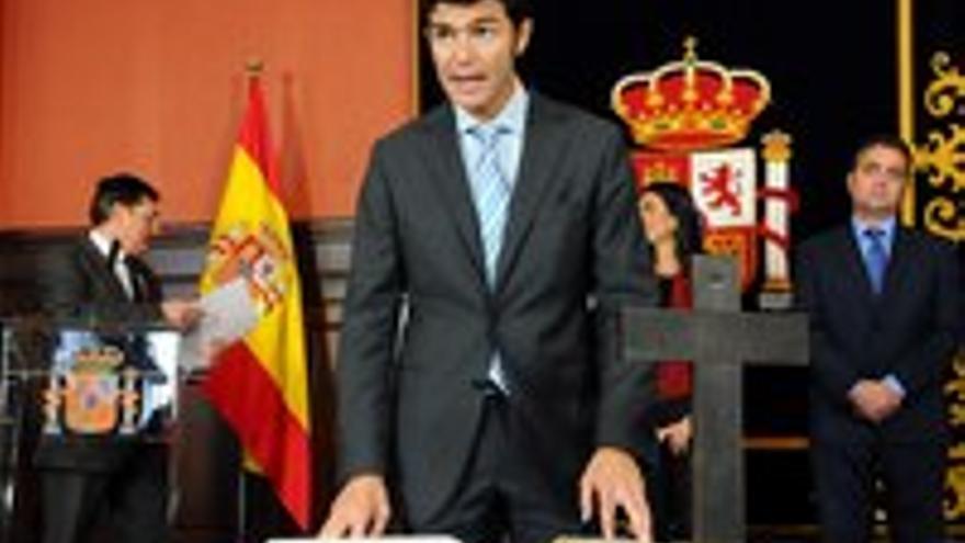 Guillermo Díaz, subdelegado del Gobierno en Santa Cruz de Tenerife.