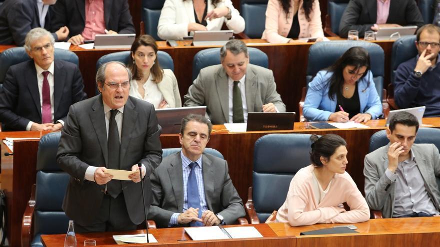Gabilondo pide a Cifuentes un procedimiento abierto a la participación y pactado para lograr el acuerdo educativo