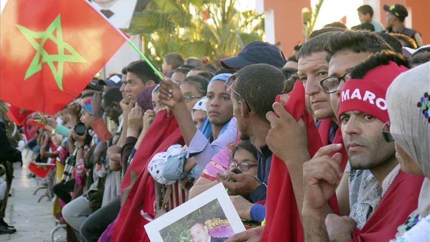 Mohamed VI prepara una inminente visita a El Aaiún, segunda en tres meses