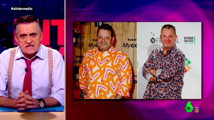 """Wyoming: """"La 'operación Kitchen' es la Pesadilla en la cocina del PP, solo que Chicote está más delgado y este escándalo cada vez, más gordo"""""""