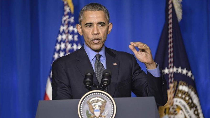 Obama abordará este domingo amenazas terroristas en un discurso no previsto