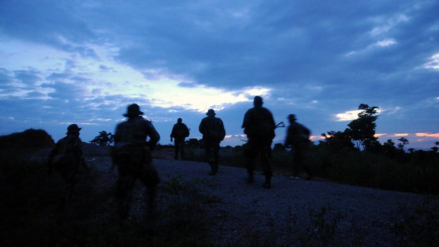 Más de 400 militares de EE.UU. y Guatemala en una operación antidrogas en el Pacífico