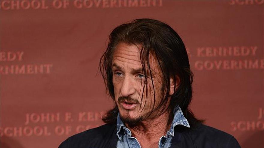 Sean Penn cree que EE.UU. debe liberar a los agentes cubanos a cambio de Alan Gross