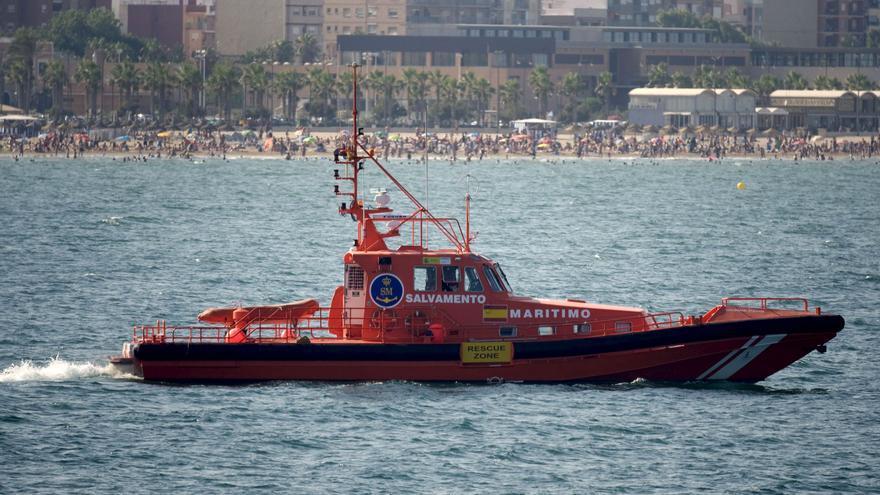 Un polizón pide en Valencia asilo político tras llegar en buque desde Turquía