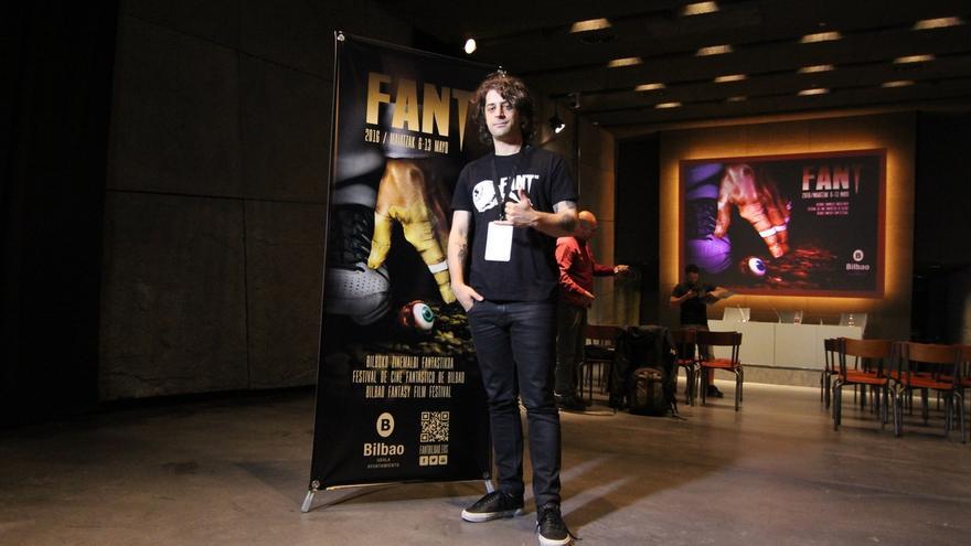 La XXII edición de FANT Bilbao entrega al realizador turco Can Evrenol el premio Fantrobia